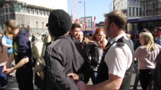 Man Arrested In London For Being Homeless - Daddy Chester - Fltv
