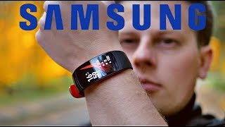 Samsung Gear Fit 2 Pro Review - The New Best Smart Fitness Band!