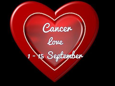 CANCER LOVE 1-15 SEPTEMBER 2017 IN-DEPTH TAROT