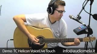 Audiomela - TC Helicon VoiceLive Touc...