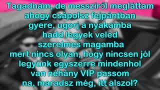 Wellhello ft. Halott pénz - Emlékszem, Sopronban【HD-Lyrics】