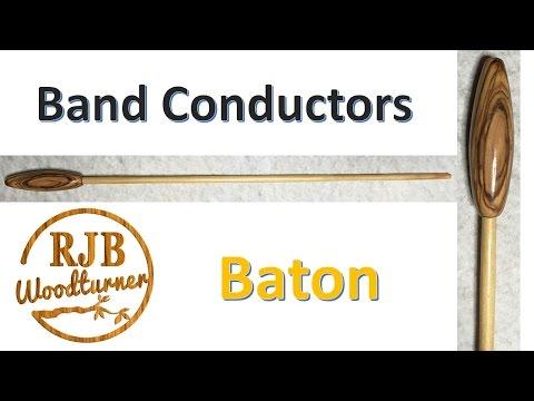 Band Conductors Baton