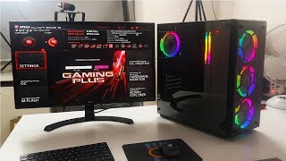 RGB 4K Gaming Build