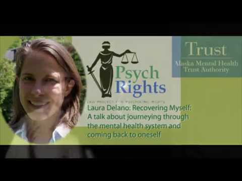 Laura Delano on Recovering Myself