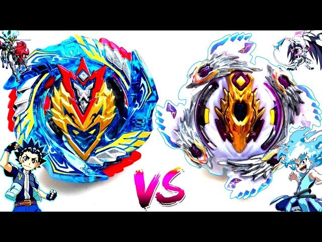 EPIC BATTLE: Bloody Longinus 13.Jl vs Cho-Z Valkyrie Z.Ev-Lui vs Valt-Beyblade Burst Turbo Z第49話