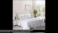 Best Cheap White Duvet Cover Sets – King and Queen From Amazon