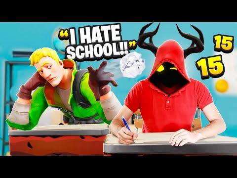I Got Sent Back To School..