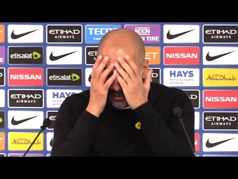 Manchester City 3-1 Brighton - Pep Guardiola Full Post Match Press Conference - Premier League