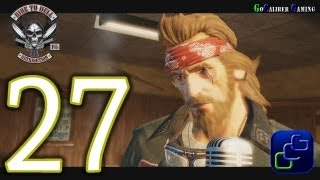 Ride To Hell: Retribution Walkthrough - Part 27 - Search the Baseball stadium for Caesar
