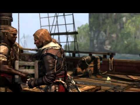 Assassin's Creed 4 Black Flag Adventures - Captain's Cabin