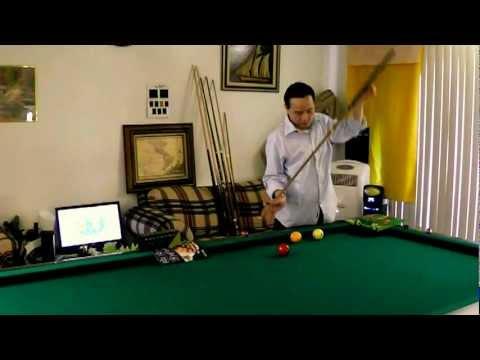 Gom Bi Gài KEN - Carom Billiards - Bida Tây & VIỆT NAM NHÂN QUYỀN (slow motion ver.)