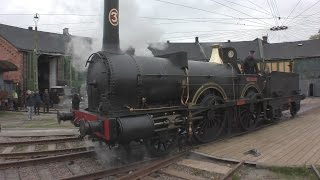 Prins August - Old Steam Locomotive