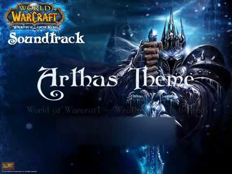Wrath of the Lich King - Arthas Theme