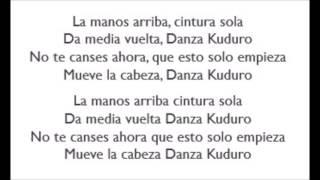 Danza Kuduro - Don Omar (Lyrics)