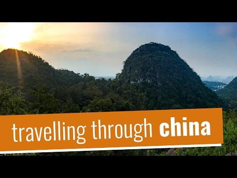 Visiting China - Leshan, Zhangjiajie, Guilin