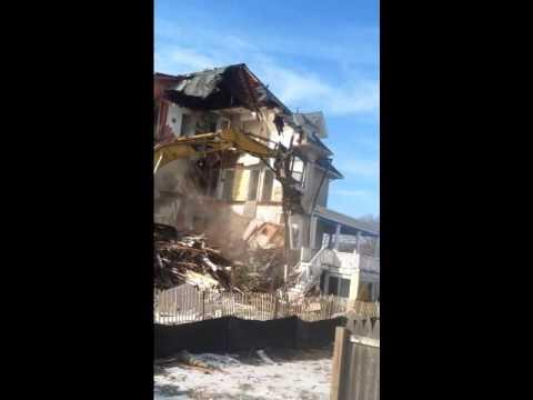 Sandpiper Demolition