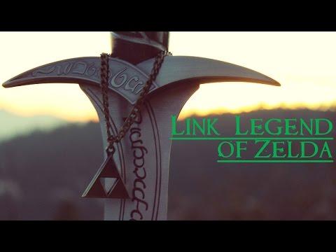 """""""Link: Legend of Zelda"""" (short film with alternate ending)"""