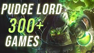 PUDGE LORD 300+ GAMES Dota2