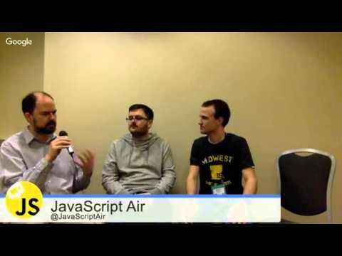 JavaScript Air Episode 013: Live at Fluent Conf