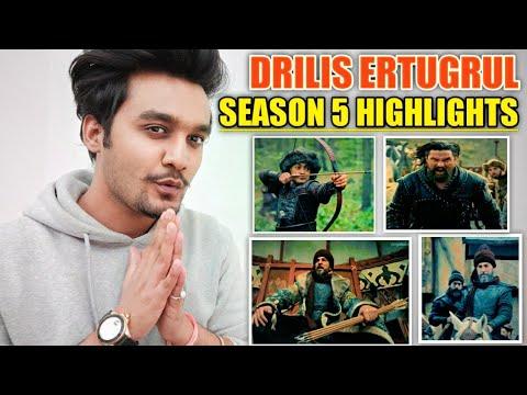 Download Diriliş Ertuğrul Season 5   Ertugrul Reaction   Diriliş Ertuğrul Reaction   Param - Indian Reaction