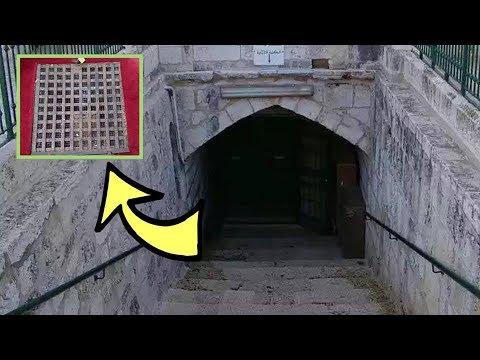 Jarang yang Tahu! Inilah Ruang Bagian Bawah Masjid Aqsha