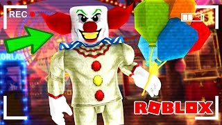 CLOWN SIGHTING IN ROBLOX! YOU WON'T BELIEVE WHAT I FOUND!