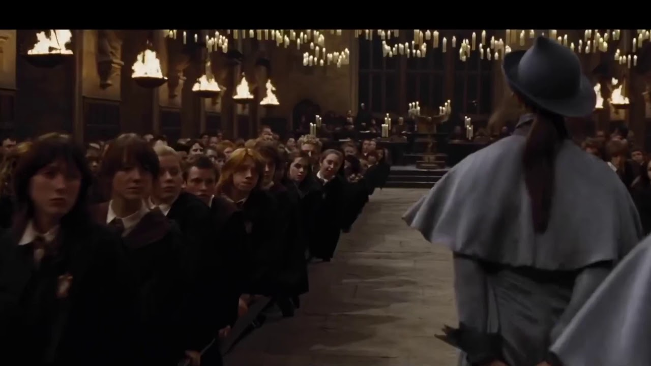 Beauxbatons And Durmstrang Entrance To Hogwarts Hd Youtube I can't think of anything that gives away the language at durmstrang in the books aside from the german origin of the name. beauxbatons and durmstrang entrance to