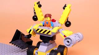 The LEGO Movie 2 70832 - Набор строителя Эммета