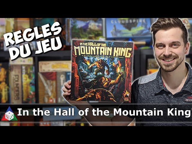 In the Hall of the Mountain King - Règles du jeu