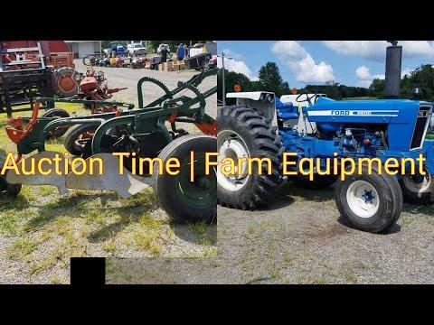 Auction Time | Farm Equipment