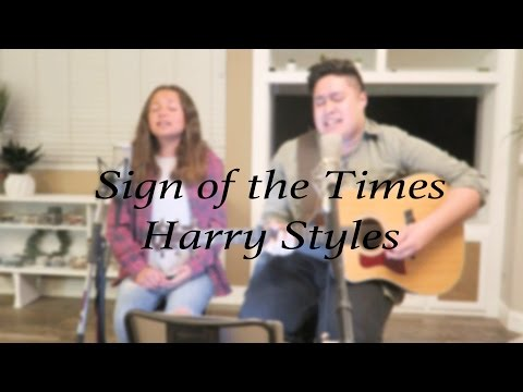 SIGN OF THE TIMES (HARRY STYLES) ACOUSTIC COVER...