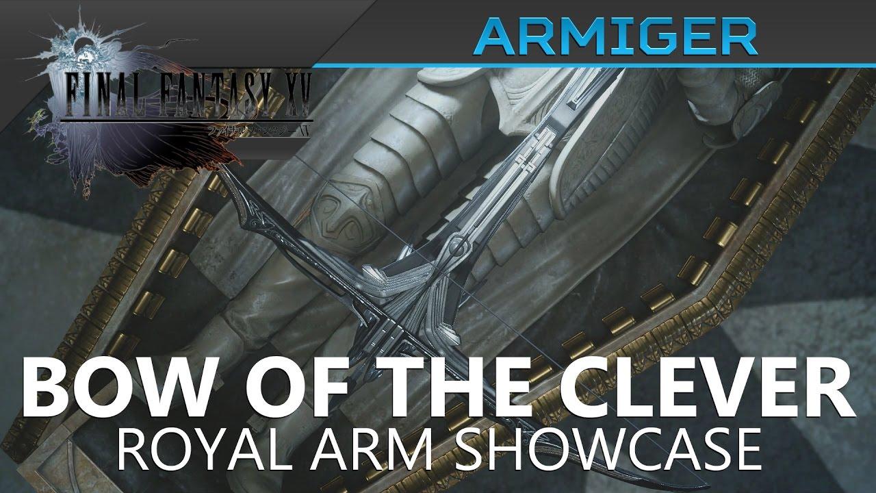 final fantasy 15 royal arms location
