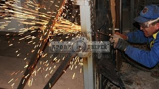 Двери хранилищ банков 2 кл. ( Vault dors) Испытания, взлом бронедвери Киев ДСТУ 4012(http://dveri.com.ua/ Вы можете купить бронедверь в Киеве по ул. Нижний Вал, 7-9 или по тел 044-491-13-26. Испытания двер..., 2013-11-05T18:23:11.000Z)