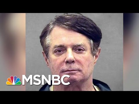 Closer Look At Paul Manafort Lie Raises New Questions About Trump PAC | Rachel Maddow | MSNBC