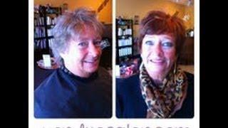 Sue's ::Makeover:: at wendyo Salon in Acton, Massachusetts