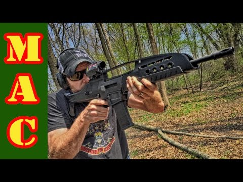 HK XM8 Rifle By Tommy Built