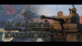 Hearts of Iron IV (Нидерланды, Бельгия, Швейцария, Австрия)
