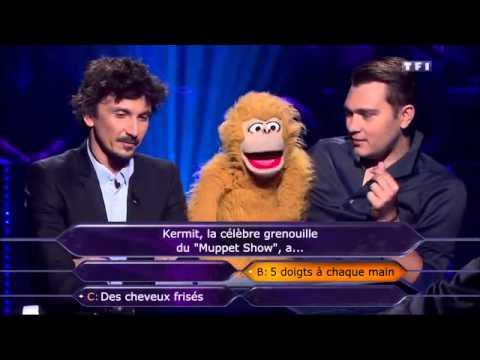 Jeff Panacloc & Jean Marc Avec Arnaud Tsamère A Qui Veut Gagner Des Millions