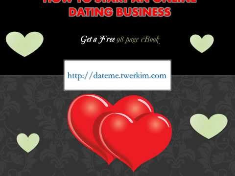 online dating site business plan