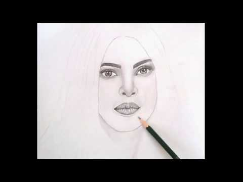 priyanka chopra | NCS | priyanka chopra sketch | MISS WORLD 2000 |