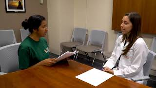 DOCS Male Exam Technical Video: Presenting to Attending
