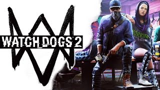 WATCH DOGS 2 Gameplay German  Ps4 Pro Let