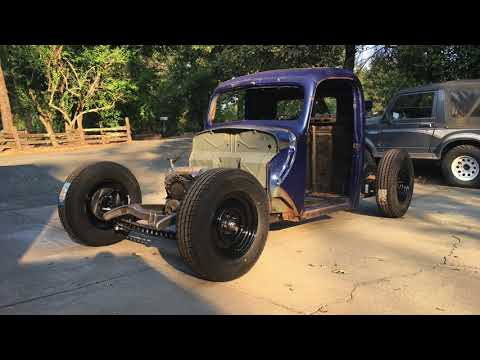 1938 Ford Truck Build