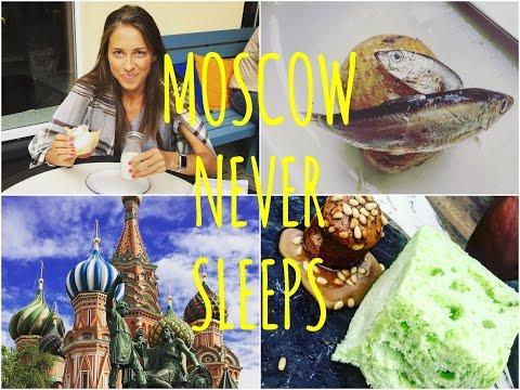 MOSCOW NEVER SLEEPS °Fresh Lemon Drops°