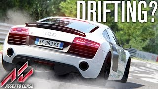 DRIFTING IN ASSETTO CORSA PS4 / XBOX ONE?