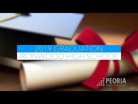 2019 Ironwood High School Graduation
