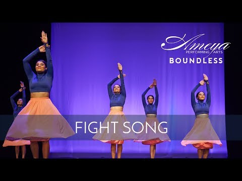 Ameya Performing Arts | FIGHT SONG | Contemporary Dance | Women Empowerment