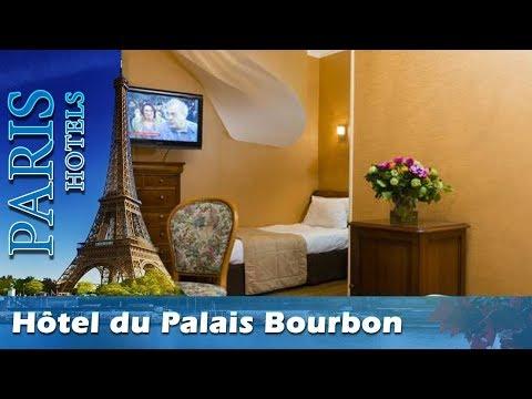 Hôtel Du Palais Bourbon - Paris Hotels, France