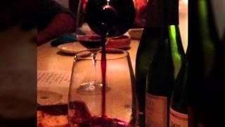 ストローワイン会の2014.10