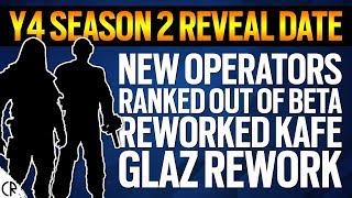Season 2 Reveal Date - Year 4 - 6News - Tom Clancy's Rainbow Six Siege